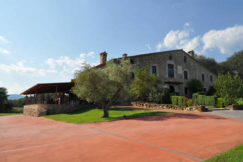 Masia country house
