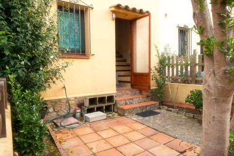 Terraced house, Empuriabrava